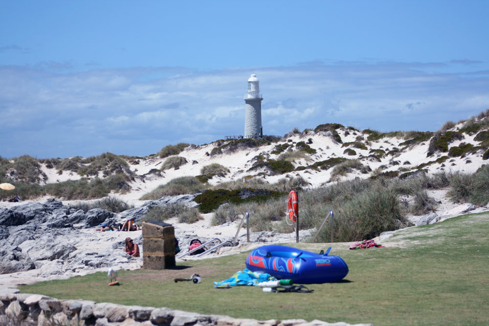 Lighthouse on Rottnest