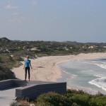 Camping at Sandy Cape Western Australia