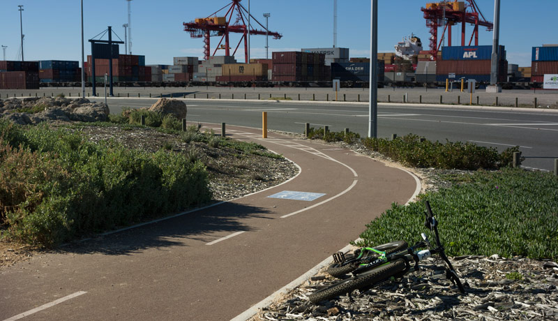 Freo-port-cycle-path
