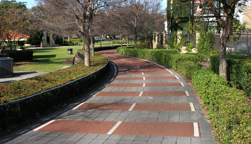 Subiaco-cycle-path