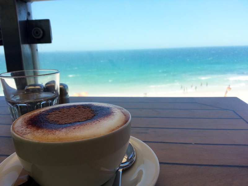 coffee-by-beach