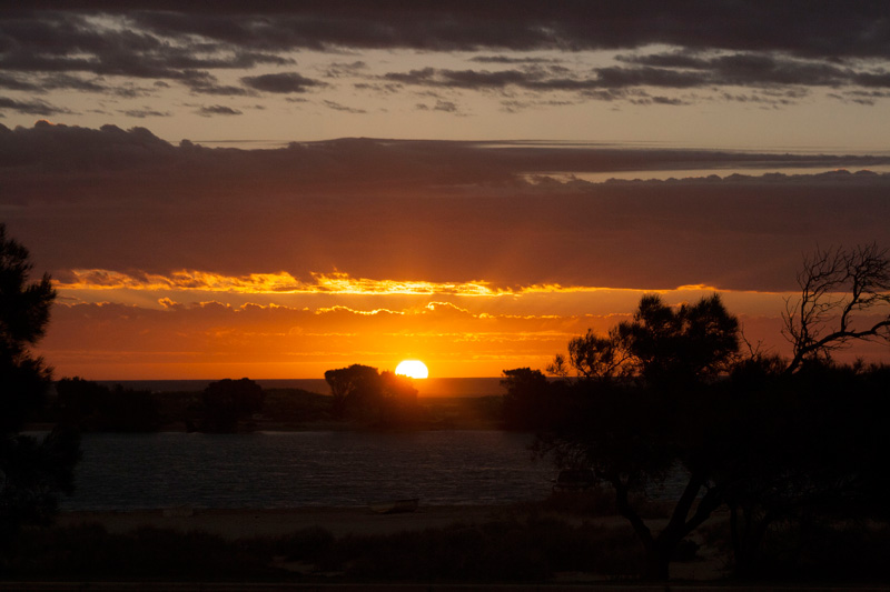 Sunset-at-Kalbarri