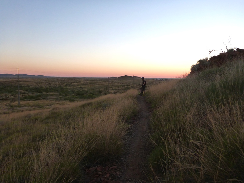 Karratha-sunset-bike-ride-blog
